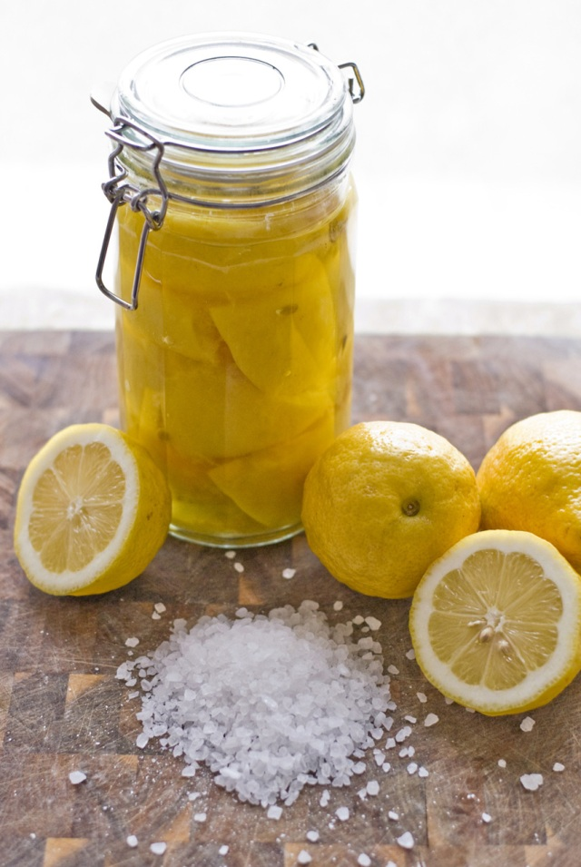 Preserved Lemons | the MELBOURNE FOOD FILES